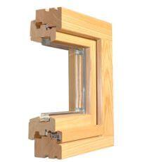 Profil de fenêtre en bois MR-IV 78
